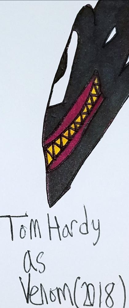 Tom Hardy by armattock